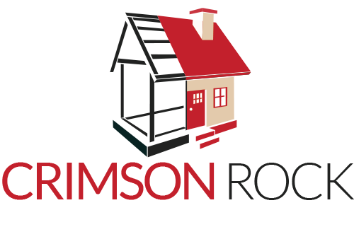 Crimson Rock Logo - Home Page Link